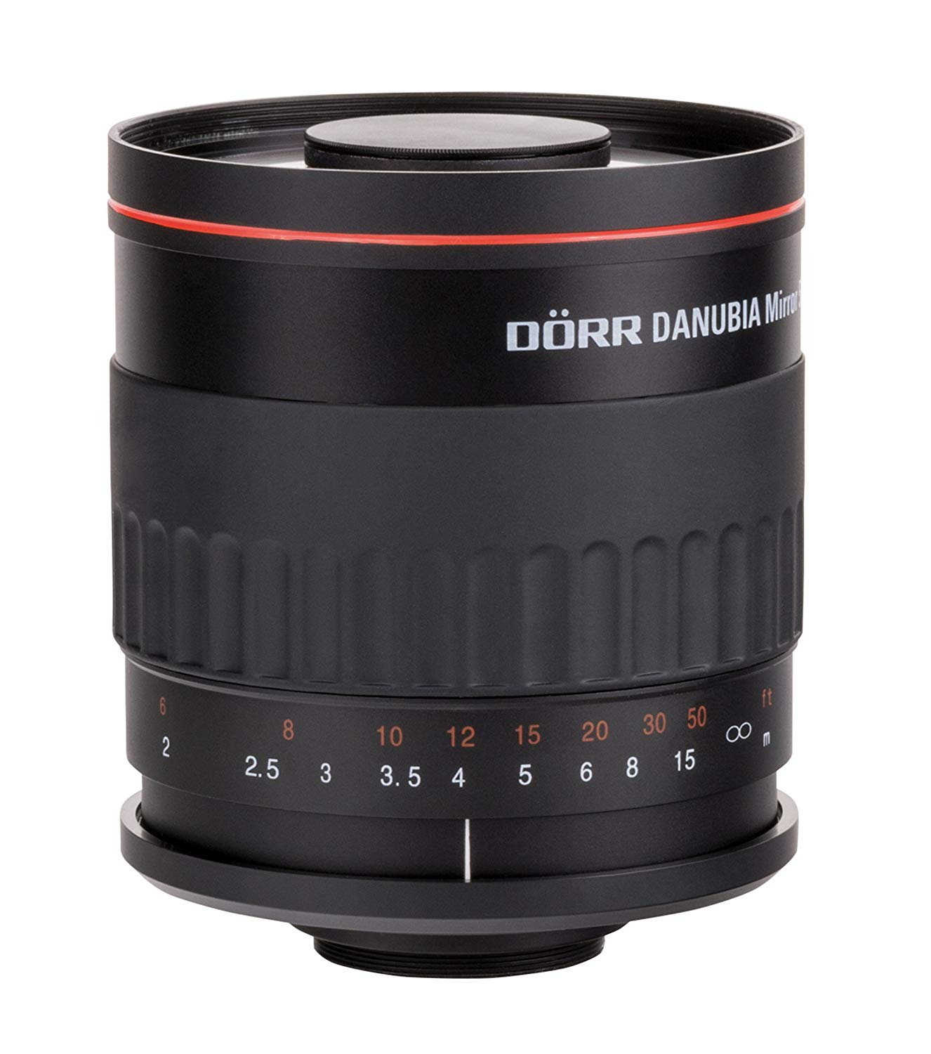 Danubia 500mm f/6.3 T2 Mount