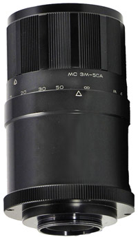 Russian 500mm f/8 MC 3M-5CA