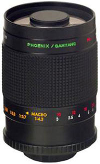Samyang 500mm Mirror Lens